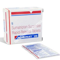 Suminat 25 mg