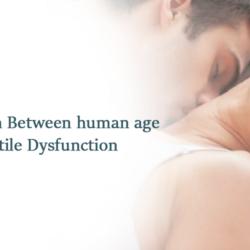 Erectile Dysfunction: The Correlation between Human Age and ED