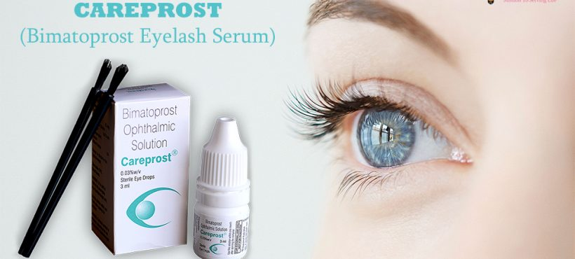 Careprost Eye care: Eyelashes Growth | Buy online Careprost