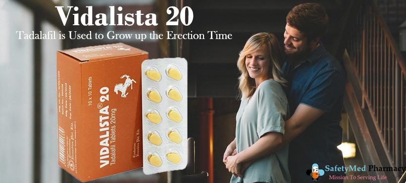 How good is Vidalista 20 your ED Treatment?
