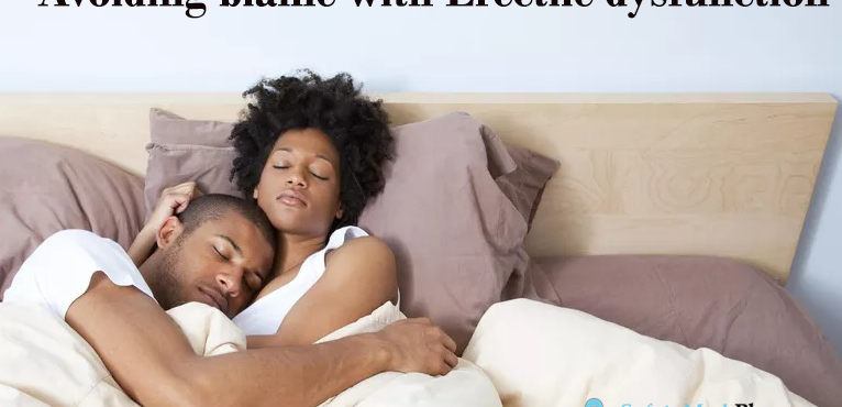 Would it be advisable for me to blame my Partner for my Erectile Dysfunction?