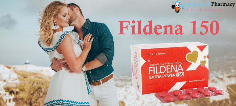 The Hidden Truth about Fildena 150 Man Sexual Enhancement Pills
