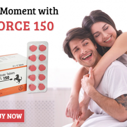 Resolve your Erection issues with Cenforce 150 mg