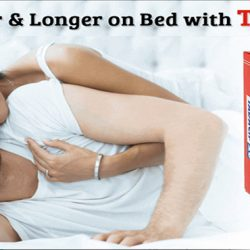 Feel Stronger and Longer on bed with Tadacip 20