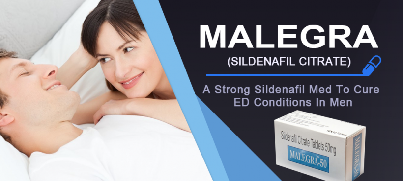 Malegra Guarantees You to Have A Long Erection Time
